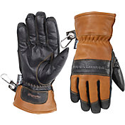 Wells Lamont Men's HydraHyde Waterproof Full Leather Gloves