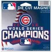 WinCraft 2016 World Series Champions Chicago Cubs Die-Cut Magnet