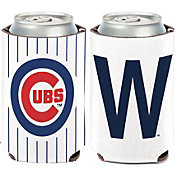 "WinCraft Chicago Cubs ""W"" Can Cooler"