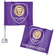 WinCraft Orlando City Car Flag