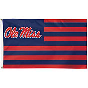 WinCraft Ole Miss Rebels Deluxe Flag