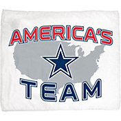 "WinCraft Dallas Cowboys ""America's Team"" Rally Towel"
