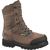 "Wolverine Men's 8"" Big Sky Insulated Gore-Tex Composite Toe Work Boots"