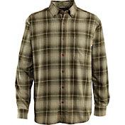 Wolverine Men's Hammond Flannel Long Sleeve Shirt
