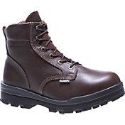 Wolverine Men's Durashocks 400g Steel Toe Waterproof EH 6'' Work Boots