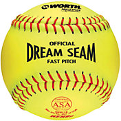 "Rawlings 11"" ASAH/NFHS Official Dream Seam Fastpitch Softball"