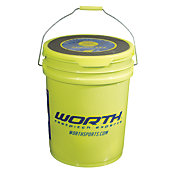 "Worth 12"" FPEX Practice Fastpitch Softball Bucket"