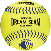 "Worth 11"" USSSA Official Dream Seam Fastpitch Softball"