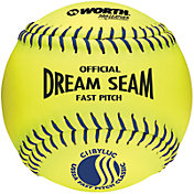 "Rawlings 11"" USSSA Official Dream Seam Fastpitch Softball"