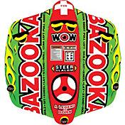 WOW Bazooka 2 Person Towable Tube