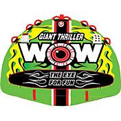 WOW Giant Thriller 4 Person Towable Tube