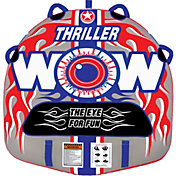 WOW Thriller 1 Person Towable Tube