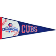 2016 World Series Champions Chicago Cubs Pennant
