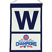 "Winning Streak Sports 2016 World Series Champions Chicago Cubs ""W"" Flag Banner"