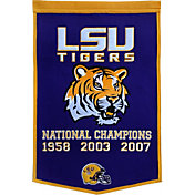 LSU Tigers Football National Champions Banner