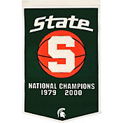 Michigan State Spartans Basketball National Champions Banner