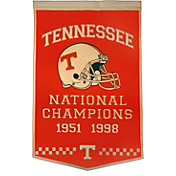 Tennessee Volunteers Football National Champions Banner