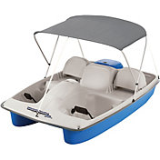 Sun Dolphin Water Wheeler 5-Seated ASL Electric Pedal Boat