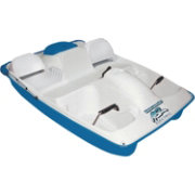 Sun Dolphin Water Wheeler 5 Seated ASL Electric Pedal Boat