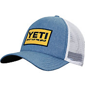 YETI Deep Fit Foam Patch Trucker Cap