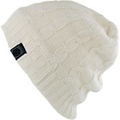Yaktrax Adult Cozy Cable Knit Beanie