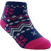 Yaktrax Infant Cozy Cabin Nordic Crew Socks