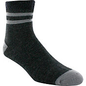 Yaktrax Men's Cozy Cabin Crew Socks