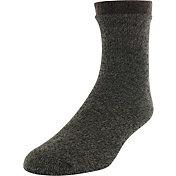 Yaktrax Men's Marled Cozy Cabin Socks