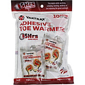 Yaktrax Adhesive Toe Warmer – 10 Packs