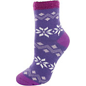 Yaktrax Youth Cozy Cabin Crew Socks