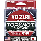 Yo-Zuri TopKnot MainLine Fluorocarbon Fishing Line