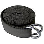 ZEN•GA Yoga Strap- Charcoal
