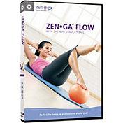 ZEN•GA FLOW with Mini Stability Ball DVD