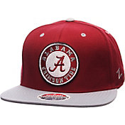 Zephyr Men's Alabama Crimson Tide Crimson/Grey Z11 Snapback Hat