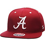 Zephyr Men's Alabama Crimson Tide Crimson Z11 Snapback Hat