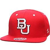 Zephyr Men's Boston Terriers Scarlet Z11 Snapback Hat