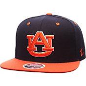 Zephyr Men's Auburn Tigers Blue/Orange Z11 Snapback Hat