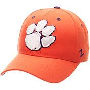 Zephyr Men's Clemson Tigers Orange Competitor Adjustable Hat