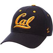 Zephyr Men's California Golden Bears Blue Competitor Adjustable Hat