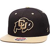 Zephyr Men's Colorado Buffaloes Black/Gold Z11 Snapback Hat