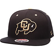 Zephyr Men's Colorado Buffaloes Z11 Black Snapback Hat