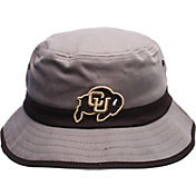 Zephyr Men's Colorado Buffaloes Grey Thunder Bucket Hat