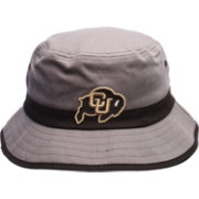 Zephyr Men's Colorado Buffaloes Grey Thunder Bucket Hat
