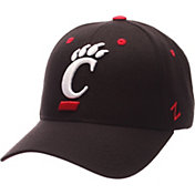 Zephyr Men's Cincinnati Bearcats Black Competitor Adjustable Hat