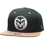 Zephyr Men's Colorado State Rams Green/Gold Z11 Snapback Hat