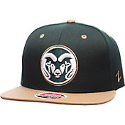 Zephyr Men's Colorado State Rams Green/Gold Z11 Snapback Hat