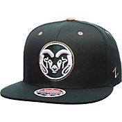 Zephyr Men's Colorado State Rams Green Z11 Snapback Hat