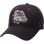 Zephyr Men's Gonzaga Bulldogs Blue Competitor Adjustable Hat