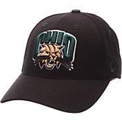 Zephyr Men's Ohio Bobcats Black Competitor Adjustable Hat
