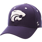 Zephyr Men's Kansas State Wildcats Purple Competitor Adjustable Hat